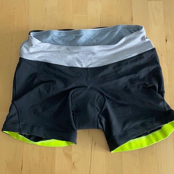 Lululemon cycling shorts. Size 8. Good condition.